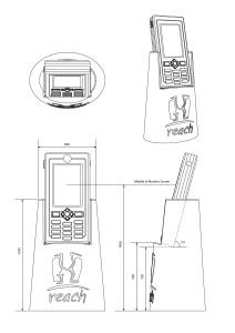 POS Kiosk design
