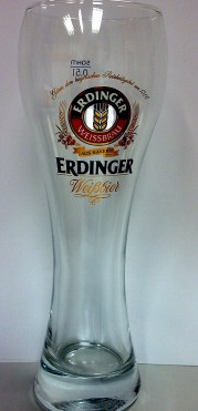 Beer Promotional Glass