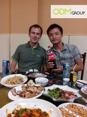 China Factory Visit Dinner