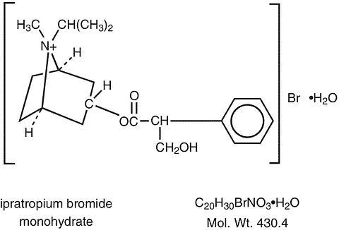 Atrovent Nasal Spray 0.03% (Boehringer Ingelheim), Drug