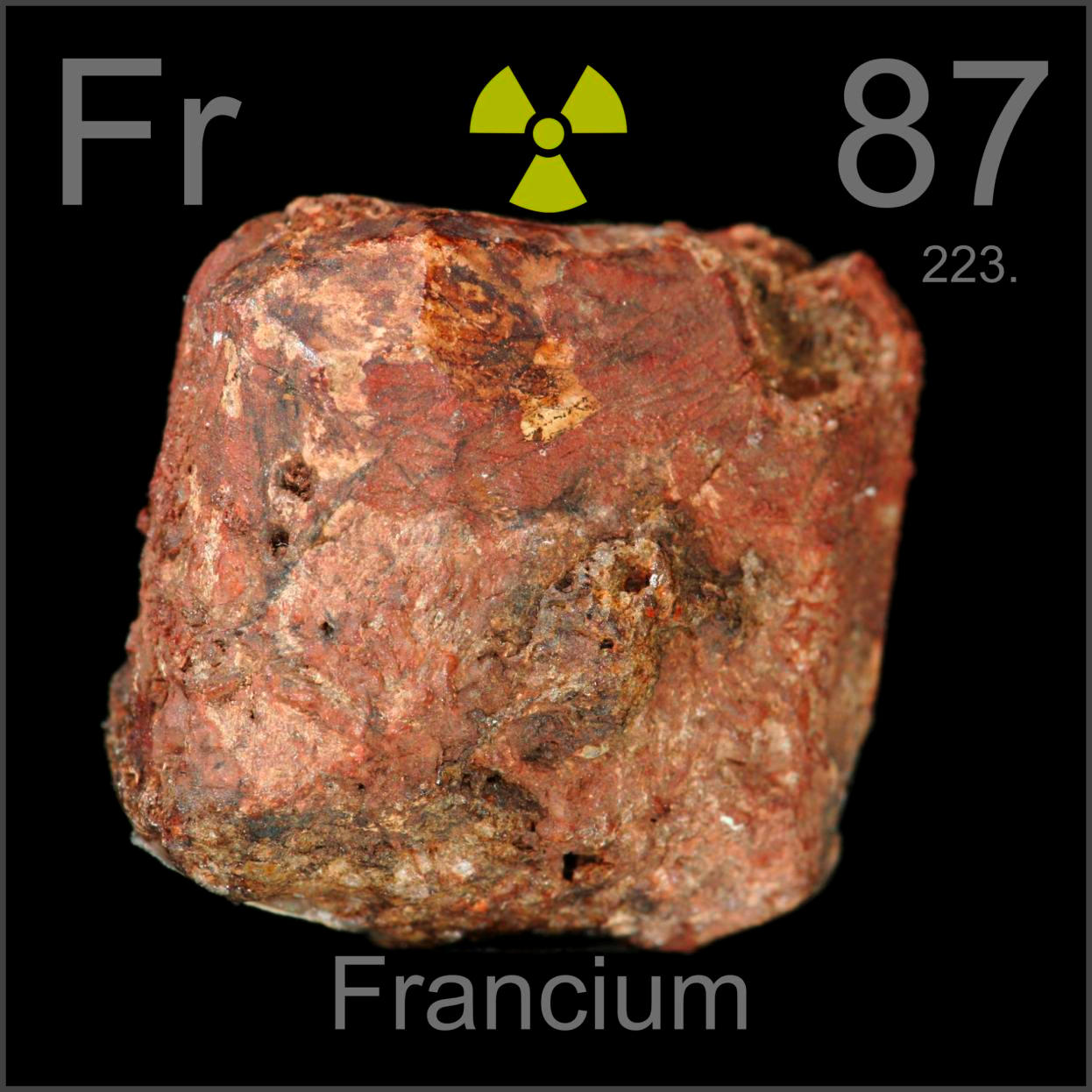 francium atom diagram dodge ram 2500 ignition switch wiring