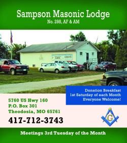 Sampson Masonic Lodge