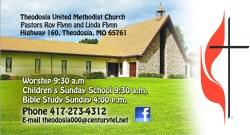 Theodosia United Methodist Church