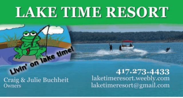 LAKE TIME RESORT
