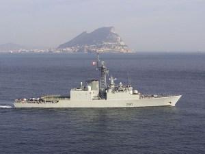 HMCS Iroqouis Steve Barnes