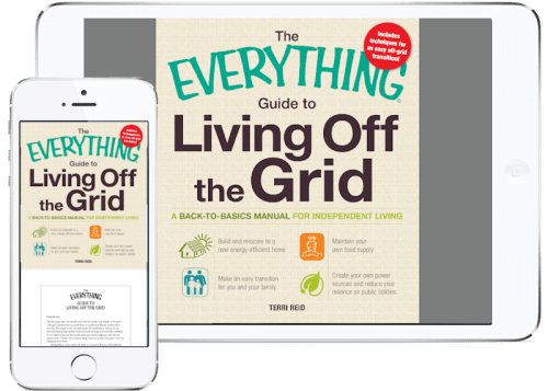 Everything Guide To Living Off The Grid iPhone 800px