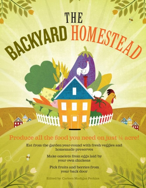 The BackYard Homestead eBook