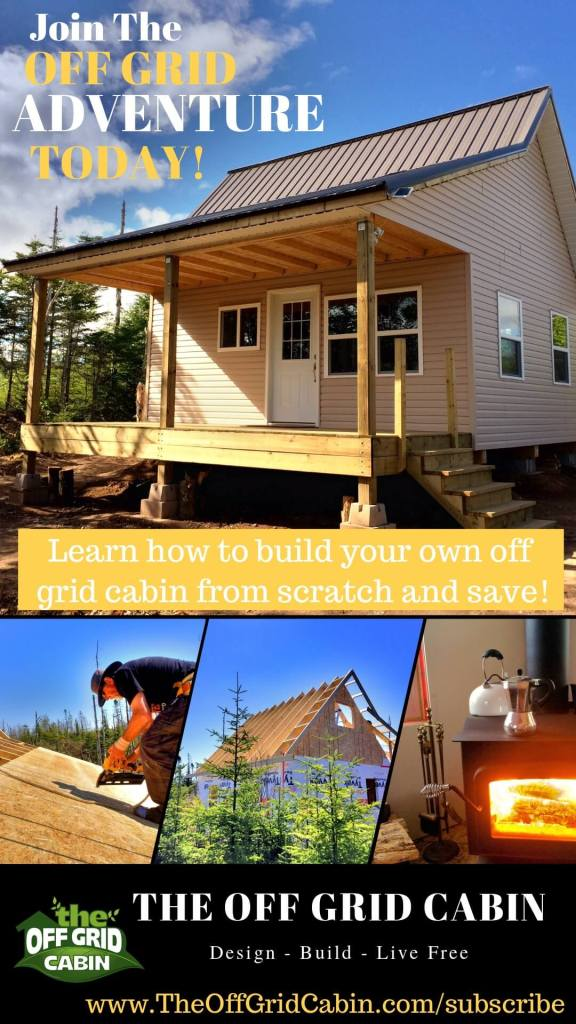 Off The Grid Welcome for Pinterest