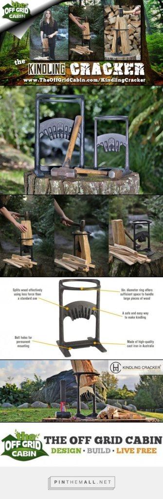 The-Kindling-Cracker-Firewood-Splitter-Pinterest Image