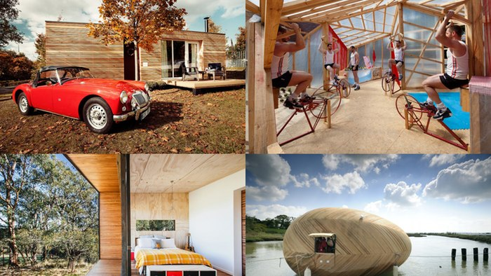 Top 10 Off Grid Homes