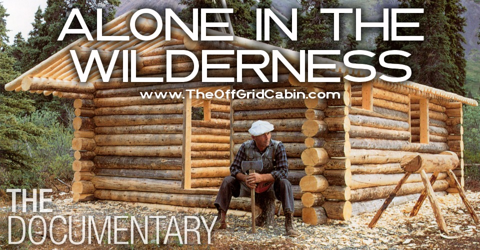 Alone In The Wilderness Documentary Video