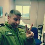 Captain Steve Barnes Cancer ward