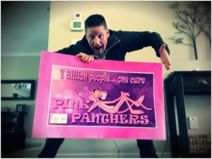 Steve Barnes Fighting Cancer