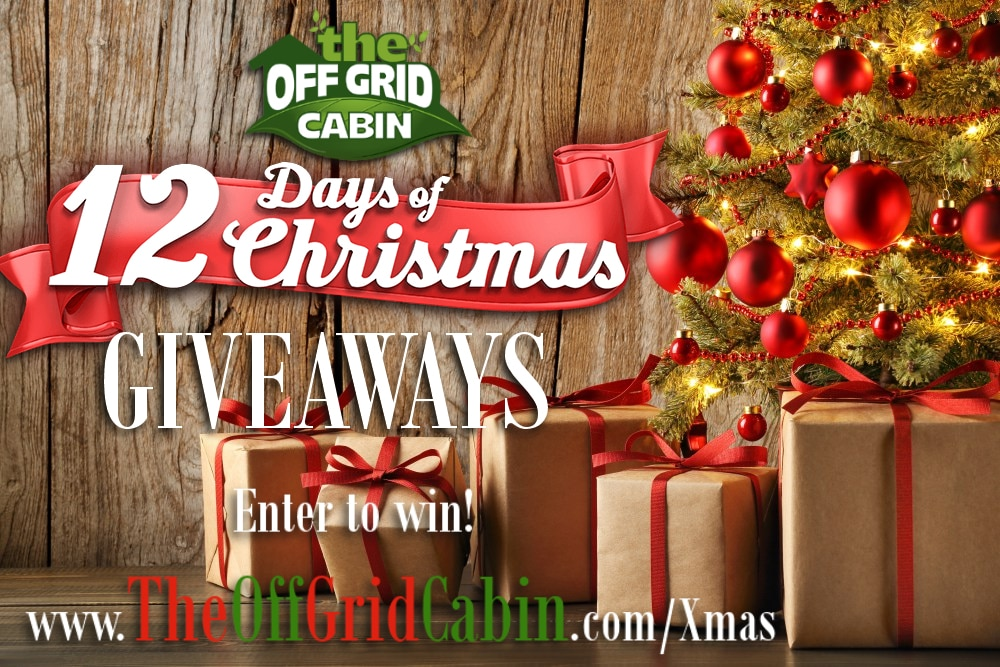 12 Days of Christmas Giveaways 1