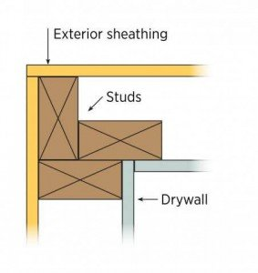 Corner Framing Techniques 2