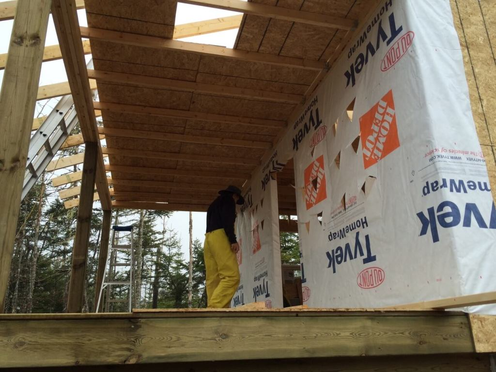 Deck-Rafters-covered-with-OSB