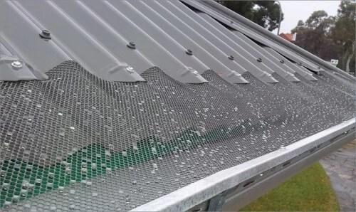 Roof Rain Water