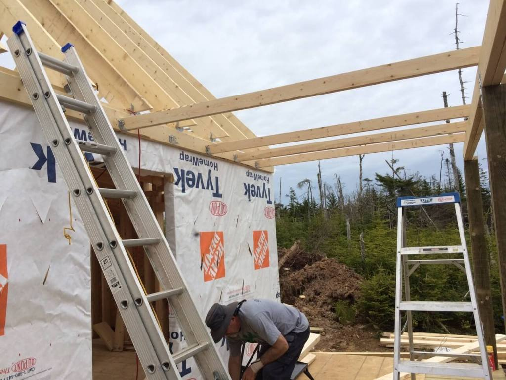 Starting-the-Front-Deck-Ceiling-joists