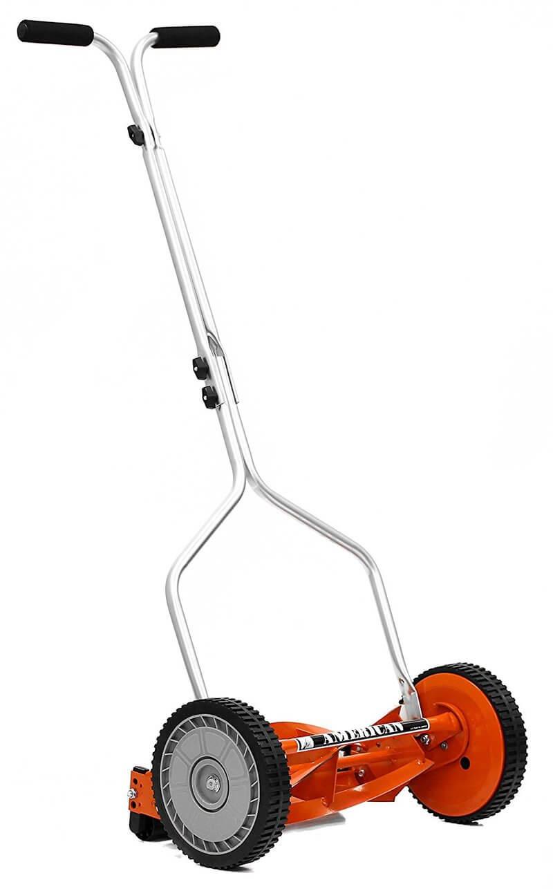 American Lawn Mower 14-Inch 4-Blade Push Reel Lawn Mower