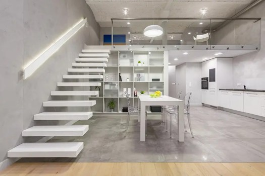 The Office Designer Mezzanine Floor Singapore
