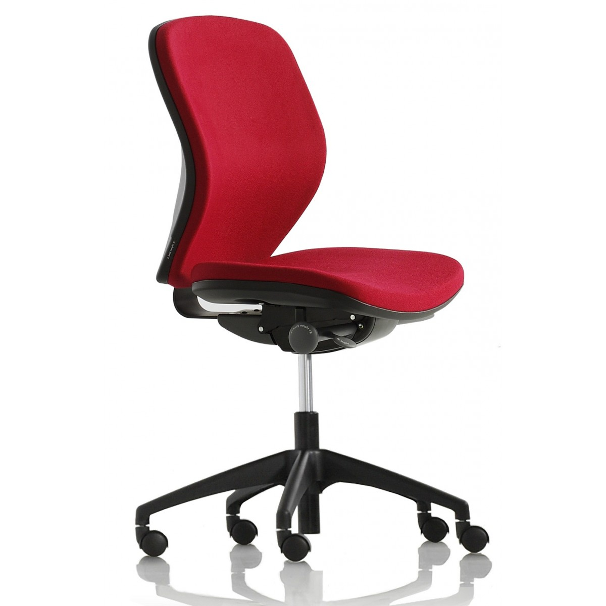 Office Chairs No Arms Joy Task Chair You Choose