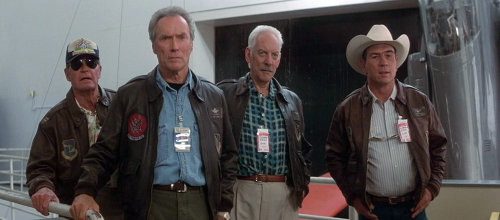 Image result for space cowboys eastwood
