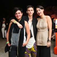 Katerina Llanes, AK Burns, Bauline Boudry
