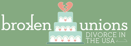 Broken Unions - The Divorce Statistics Infographic