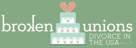 Broken Unions - The Divorce Statistics Infographic