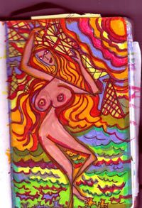 mermaid series - jesse sublett - aug 2009