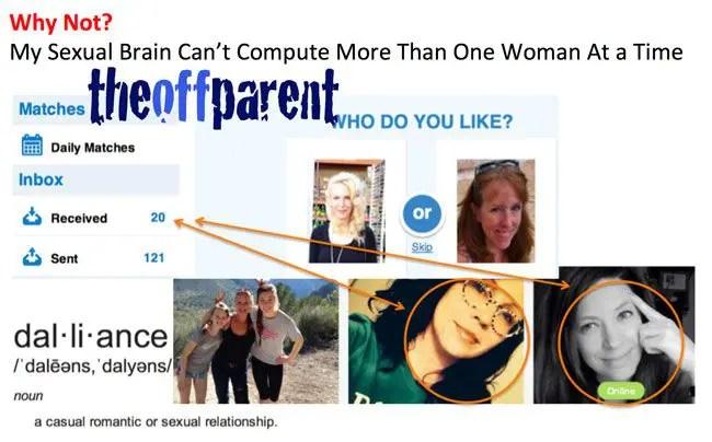 dalliance - the off parent