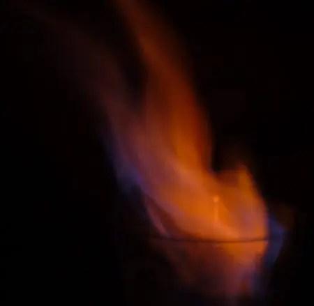 absinth-flame