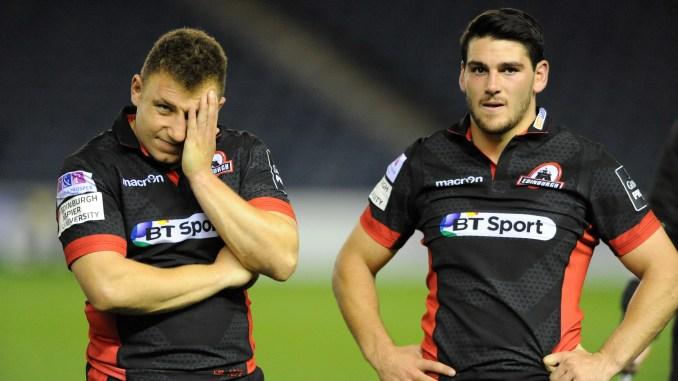 Duncan Weir and Sam Hidalgo-Clyne will Bothe leave Edinburgh at the end of the season.