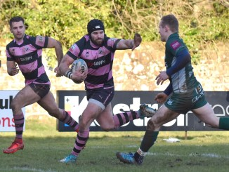 Grant Anderson scored his sixth try of the season