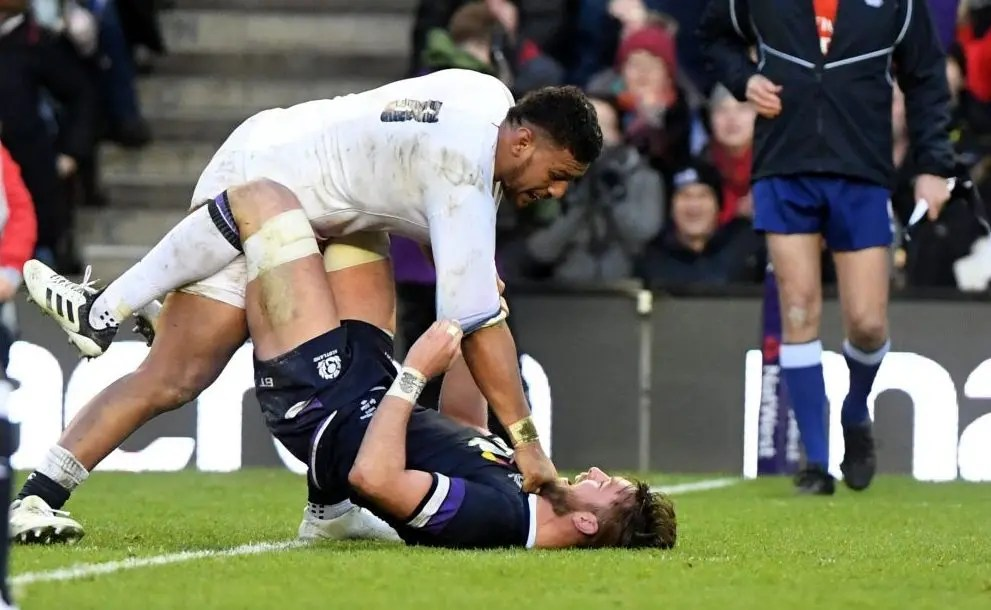 Ryan Wilson in the clear over 'eye gouge' charge