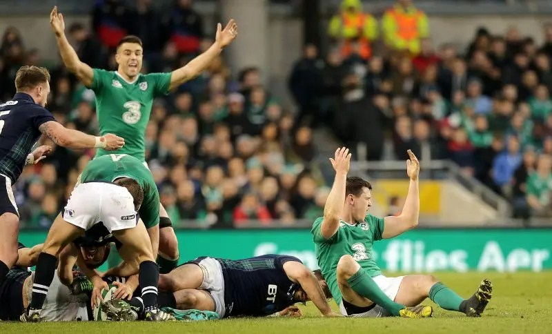 Six Nations: Swashbuckling Scotland get ready to rumble against Ireland