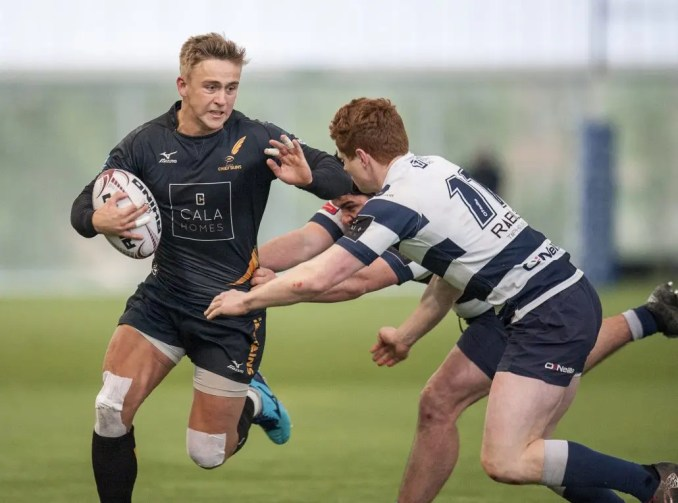 Heriot's Currie Chieftains BT Premiership