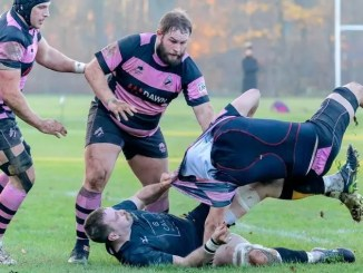 Currie Chieftains got to grip with league leaders Ayr.