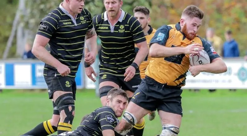 Melrose v Currie Chieftains