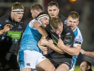 Glasgow Warriors v Ospreys