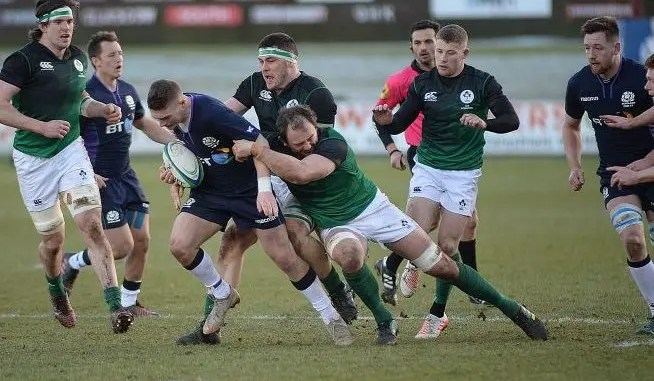 Paddy Dewhirst Scotland Club XV