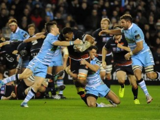 Edinburgh and Glasgow could meet again at Murrayfield