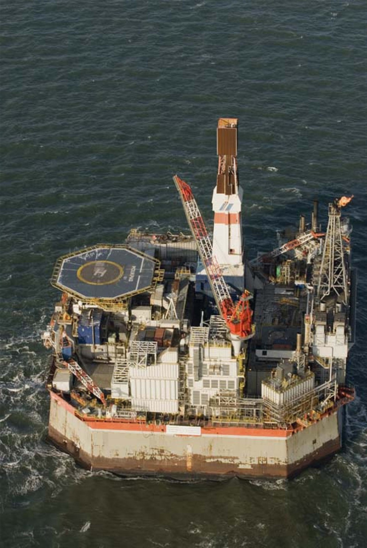 7 Technologically Advanced Oil Rigs  THE OGM