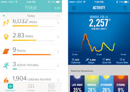 Get fit Stay active and track your exercise