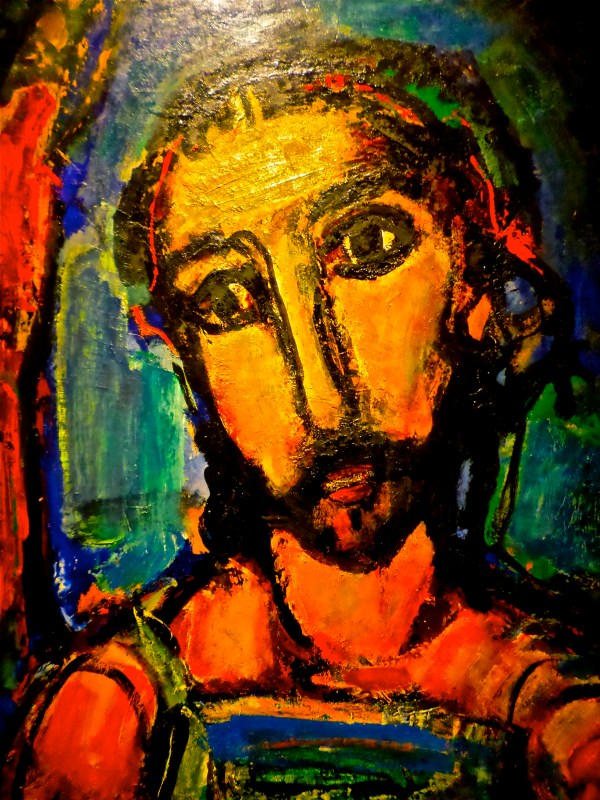 Expressionism Georges Rouault Paintings