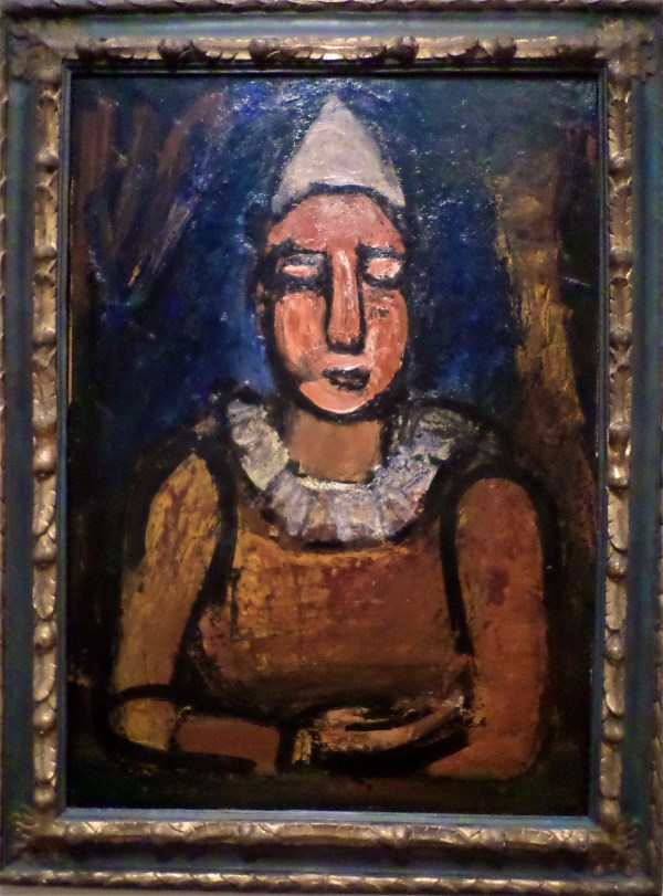 Georges Rouault Clown Paintings