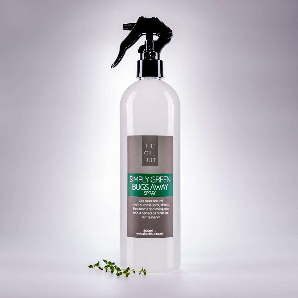 Simply Green Bugs Away Big Spray 500ml - Oil Hut