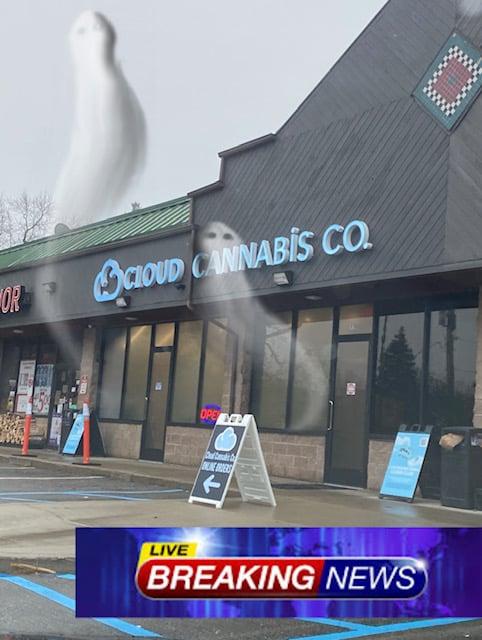 cloud cannabis provisioning center