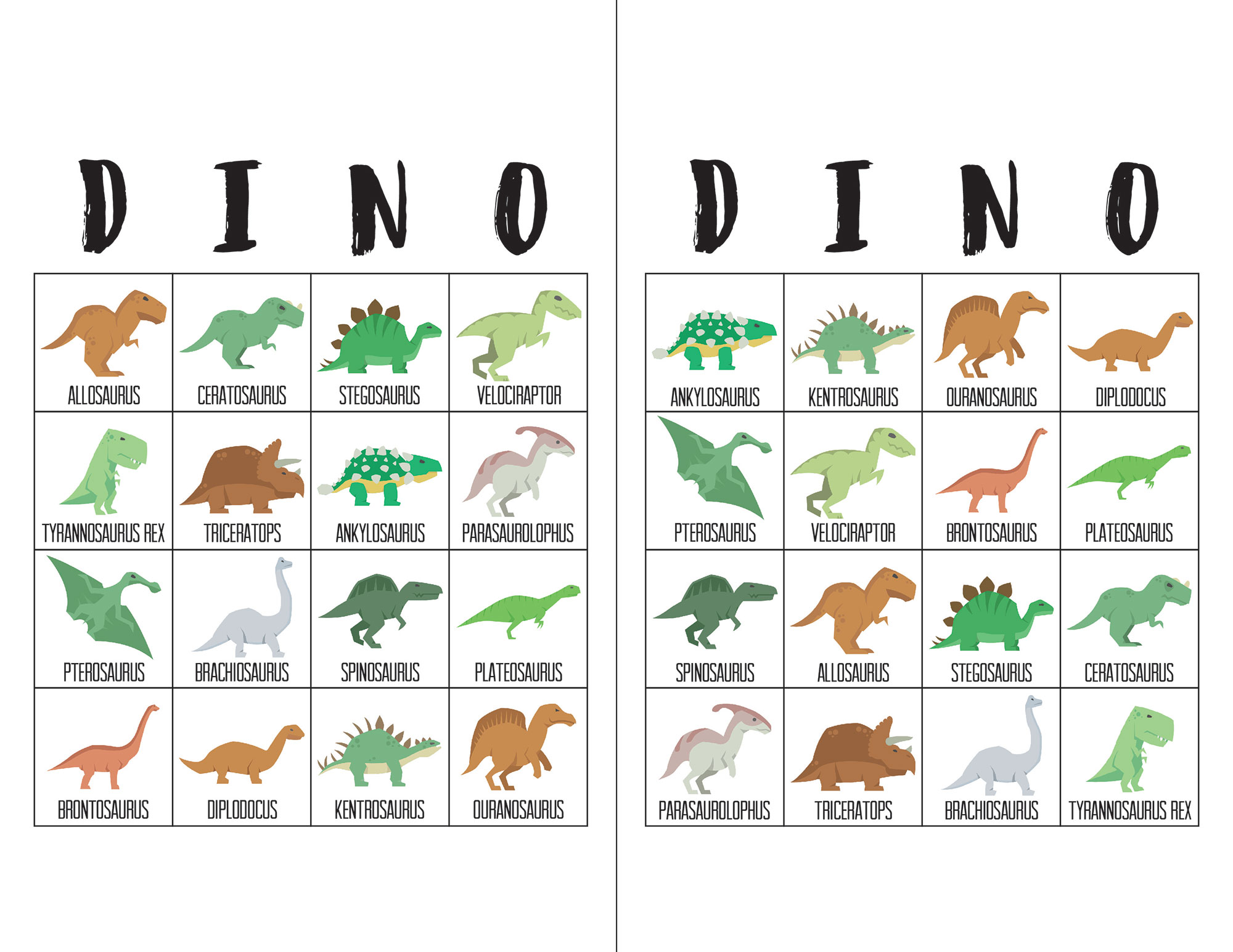 It's just an image of Soft Free Printable Dinosaur