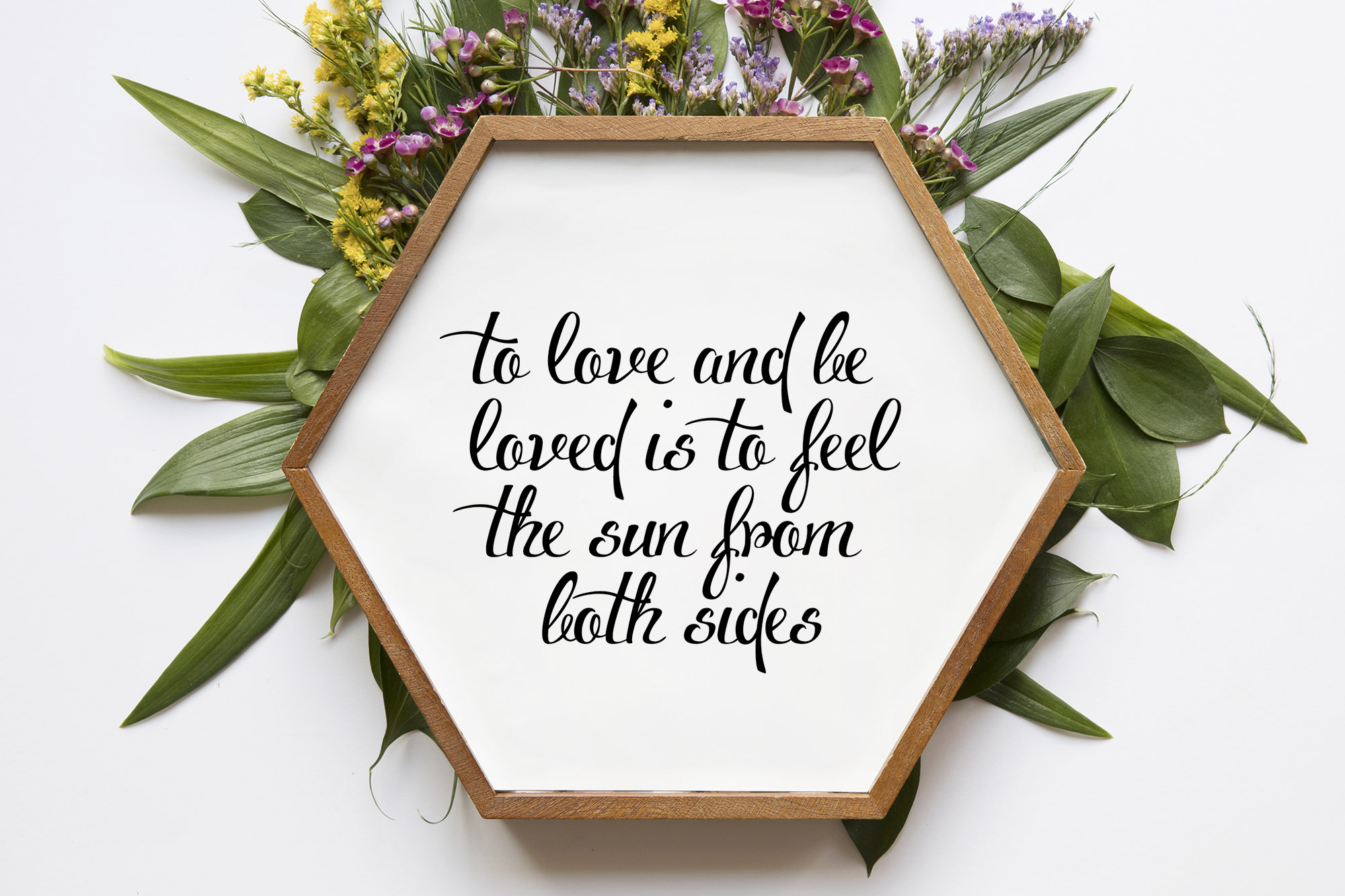To Love and Be Loved Wall Art